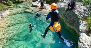 canyoning dove si pratica il torrentismo in italia recovery energy Recovery Energy | Experience Emotions Canyoning Lazio, Abruzzo, Umbria. Escursionismo e Survival Blog