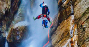 canyoning o torrentismo in gommone o in canoa recovery energy Recovery Energy | Experience Emotions Canyoning Lazio, Abruzzo, Umbria. Escursionismo e Survival Blog