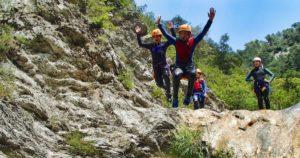 cosa e canyoning recovery energy canyoning lazio abruzzo umbria Recovery Energy | Experience Emotions Canyoning Lazio, Abruzzo, Umbria. Escursionismo e Survival Blog