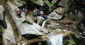 i 7 luoghi italiani piu belli dove abbiamo fatto canyoning recovery energy Recovery Energy | Experience Emotions Canyoning Lazio, Abruzzo, Umbria. Escursionismo e Survival Blog