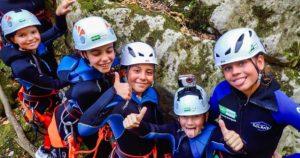 vuoi il meglio per tuo figlio fallo giocare in natura recovery energy Recovery Energy | Experience Emotions Canyoning Lazio, Abruzzo, Umbria. Escursionismo e Survival Blog