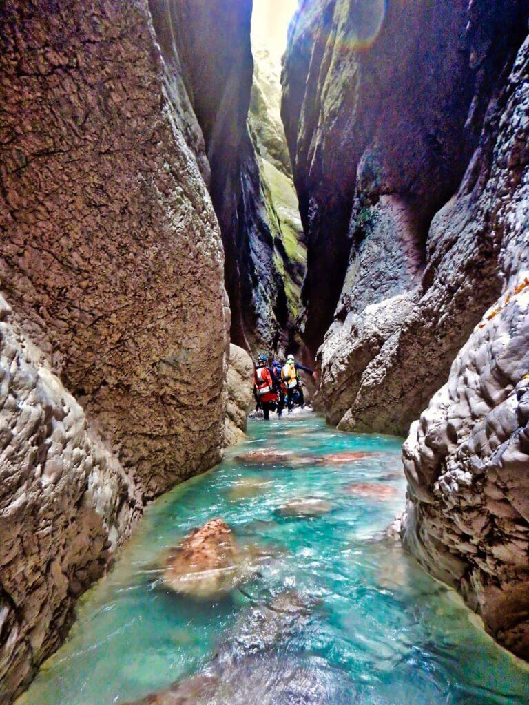 canyoning friuli venezia giuia recovery energy Recovery Energy | Experience Emotions Canyoning Lazio, Abruzzo, Umbria. Escursionismo e Survival 5 posti meravigliosi che puoi vedere solo con il canyoning