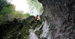 canyoning lazio torrentismo rieti forra corbezzoli secco senza acqua recovery energy Recovery Energy | Experience Emotions Canyoning Lazio, Abruzzo, Umbria. Escursionismo e Survival Blog