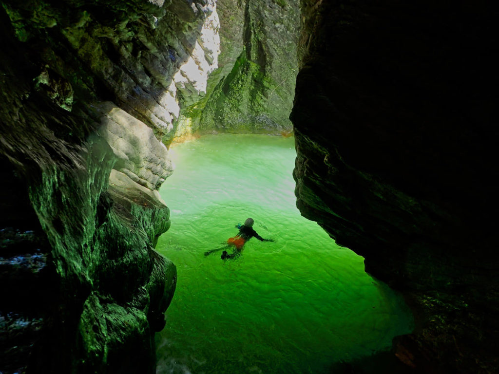 canyoning prodo fosso campione recovery energy Recovery Energy | Experience Emotions Canyoning Lazio, Abruzzo, Umbria. Escursionismo e Survival 5 posti meravigliosi che puoi vedere solo con il canyoning
