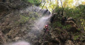 canyoning abruzzo recovery energy jumanji Recovery Energy   Experience Emotions Canyoning Lazio, Abruzzo, Umbria. Escursionismo e Survival Blog