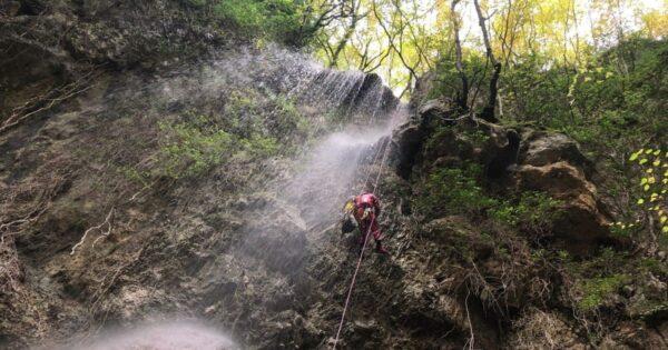 canyoning abruzzo recovery energy jumanji Recovery Energy | Experience Emotions Canyoning Lazio, Abruzzo, Umbria. Escursionismo e Survival Canyoning a Jumanji