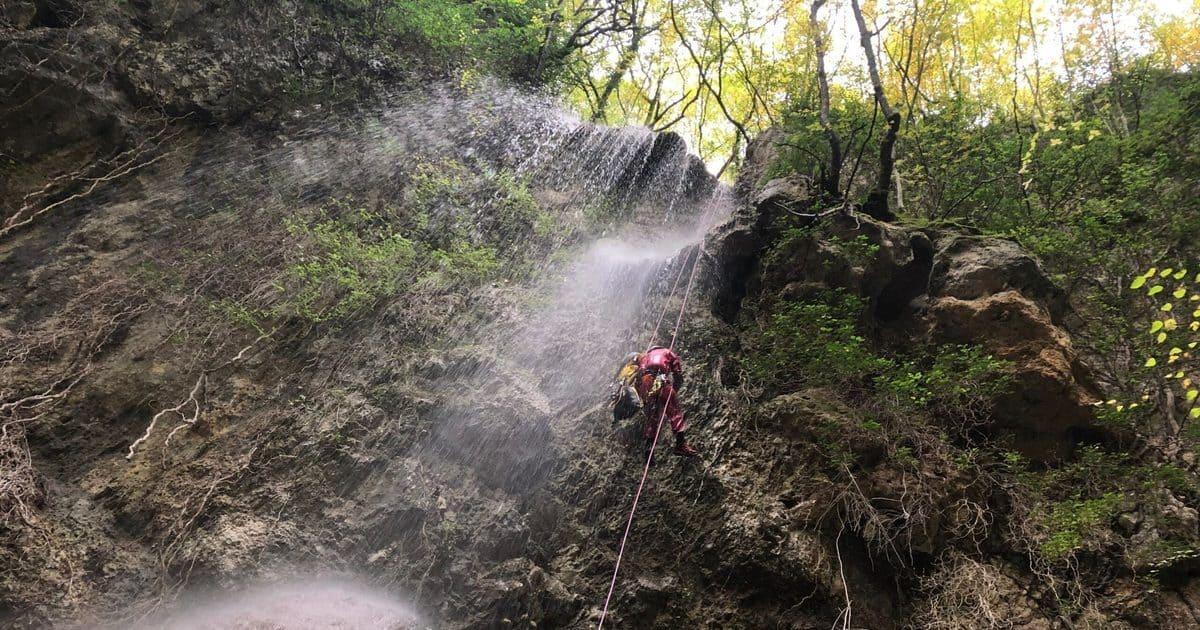 canyoning abruzzo recovery energy jumanji Recovery Energy | Experience Emotions Canyoning Lazio, Abruzzo, Umbria. Escursionismo e Survival Canyoning Torrentismo