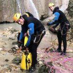 canyoning abruzzo valle turano recovery energy jumanji Recovery Energy   Experience Emotions Canyoning Lazio, Abruzzo, Umbria. Escursionismo e Survival Canyoning a Jumanji