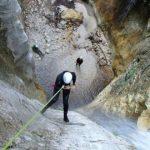 canyoning fossaceca abruzzo gran sasso teramo recovery energy Recovery Energy   Experience Emotions Canyoning Lazio, Abruzzo, Umbria. Escursionismo e Survival Canyoning a Fossaceca