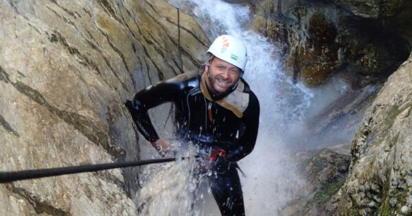 canyoning gran sasso abruzzo fossaceca recovery energy Recovery Energy | Experience Emotions Canyoning Lazio, Abruzzo, Umbria. Escursionismo e Survival Canyoning a Fossaceca