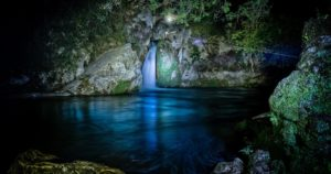canyoning notturno aniene recovery energy Recovery Energy   Experience Emotions Canyoning Lazio, Abruzzo, Umbria. Escursionismo e Survival Blog
