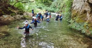 canyoning roma aniene laghetto san benedetto subiaco recovery energy Recovery Energy   Experience Emotions Canyoning Lazio, Abruzzo, Umbria. Escursionismo e Survival Blog