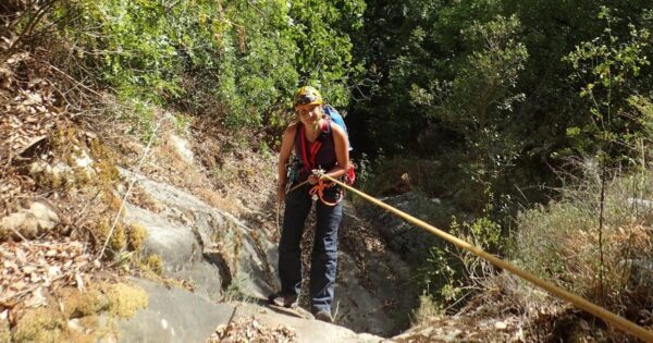 canyoning torrentismo lago turano rieti recovery energy Recovery Energy | Experience Emotions Canyoning Lazio, Abruzzo, Umbria. Escursionismo e Survival Canyoning a Valloppio
