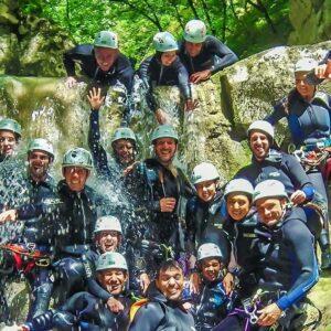 canyoning torrentismo lazio abruzzo riancoli recovery energy Recovery Energy | Experience Emotions Canyoning Lazio, Abruzzo, Umbria. Escursionismo e Survival Il Lago del Turano
