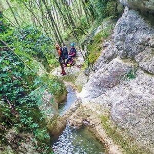 canyoning torrentismo lazio rieti fosso della mola recovery energy Recovery Energy | Experience Emotions Canyoning Lazio, Abruzzo, Umbria. Escursionismo e Survival Rieti