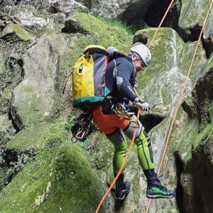 canyoning torrentismo perugia umbria scheggino recovery energy Recovery Energy | Experience Emotions Canyoning Lazio, Abruzzo, Umbria. Escursionismo e Survival Cascata delle Marmore
