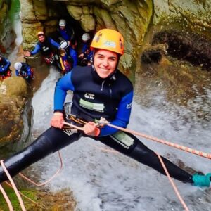 canyoning torrentismo prodo umbria terni recovery energy Recovery Energy | Experience Emotions Canyoning Lazio, Abruzzo, Umbria. Escursionismo e Survival Orvieto