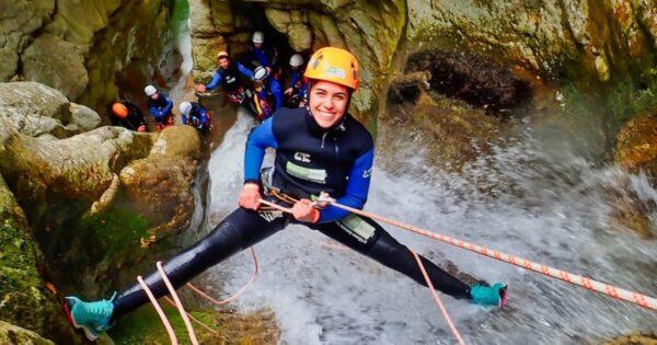 canyoning torrentismo prodo umbria terni recovery energy Recovery Energy | Experience Emotions Canyoning Lazio, Abruzzo, Umbria. Escursionismo e Survival Canyoning a Prodo