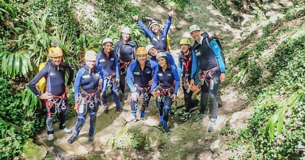 canyoning torrentismo umbria perugia scheggino casco Recovery Energy | Experience Emotions Canyoning Lazio, Abruzzo, Umbria. Escursionismo e Survival Canyoning al Casco