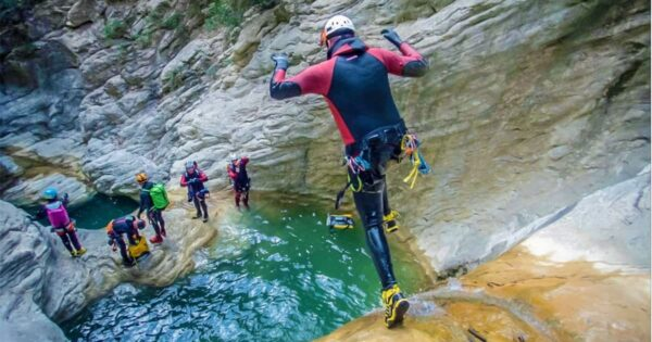 canyoning torrentismo umbria terni prodo recovery energy Recovery Energy | Experience Emotions Canyoning Lazio, Abruzzo, Umbria. Escursionismo e Survival Canyoning a Prodo