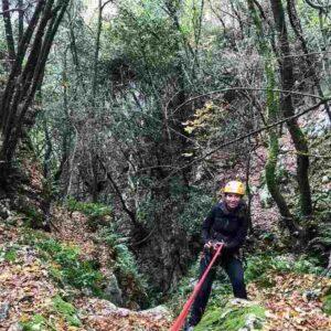canyoning torrentismo valloppio lazio rieti lago turano recovery energy Recovery Energy | Experience Emotions Canyoning Lazio, Abruzzo, Umbria. Escursionismo e Survival Il Lago del Turano