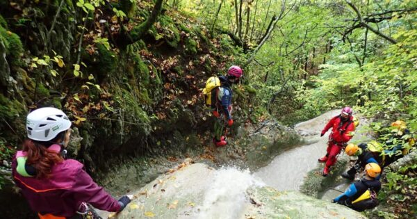 canyoning valle turano recovery energy Recovery Energy | Experience Emotions Canyoning Lazio, Abruzzo, Umbria. Escursionismo e Survival Canyoning a Jumanji