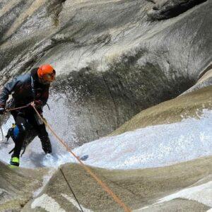 corso avanzato canyoning torrentismo corsica recovery energy Recovery Energy | Experience Emotions Canyoning Lazio, Abruzzo, Umbria. Escursionismo e Survival Corsica