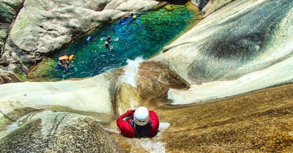 corso base canyoning open canyoneer recovery energy Recovery Energy | Experience Emotions Canyoning Lazio, Abruzzo, Umbria. Escursionismo e Survival Corso Base di Canyoning