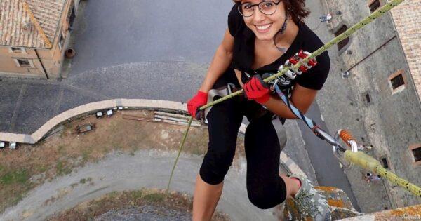 emozione verticale castello bracciano recovery energy Recovery Energy | Experience Emotions Canyoning Lazio, Abruzzo, Umbria. Escursionismo e Survival Emozione verticale
