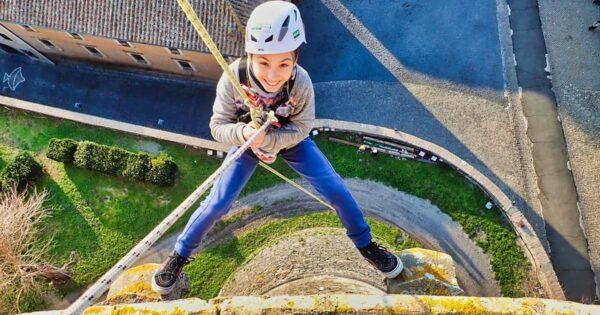 emozione verticale castello odescalchi bracciano recovery energy Recovery Energy | Experience Emotions Canyoning Lazio, Abruzzo, Umbria. Escursionismo e Survival Emozione verticale