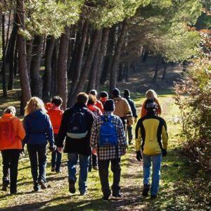 escursionismo canyoning dispersi valloppio recovery energy Recovery Energy | Experience Emotions Canyoning Lazio, Abruzzo, Umbria. Escursionismo e Survival Il Lago del Turano