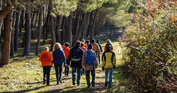 escursionismo canyoning dispersi valloppio recovery energy Recovery Energy | Experience Emotions Canyoning Lazio, Abruzzo, Umbria. Escursionismo e Survival Dispersi a Valloppio (Survival + Canyoning)