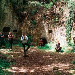 escursionismo orienteering missioning recovery energy Recovery Energy | Experience Emotions Canyoning Lazio, Abruzzo, Umbria. Escursionismo e Survival La Valle dell'Aniene e i Monti Simbruini
