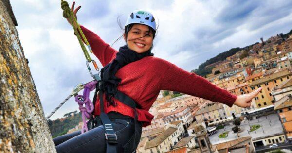 fotoshock castello bracciano recovery energy Recovery Energy   Experience Emotions Canyoning Lazio, Abruzzo, Umbria. Escursionismo e Survival Fotoshock
