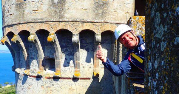 fotoshock castello orsini odescalchi bracciano recovery energy Recovery Energy   Experience Emotions Canyoning Lazio, Abruzzo, Umbria. Escursionismo e Survival Fotoshock
