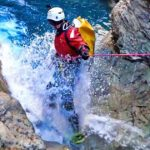 open canyoneer corso base canyoning recovery energy Recovery Energy   Experience Emotions Canyoning Lazio, Abruzzo, Umbria. Escursionismo e Survival Corso Base di Canyoning