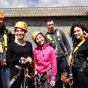 passaggio segreto castello orsini odescalchi bracciano recovery energy Recovery Energy | Experience Emotions Canyoning Lazio, Abruzzo, Umbria. Escursionismo e Survival Castello Odescalchi di Bracciano