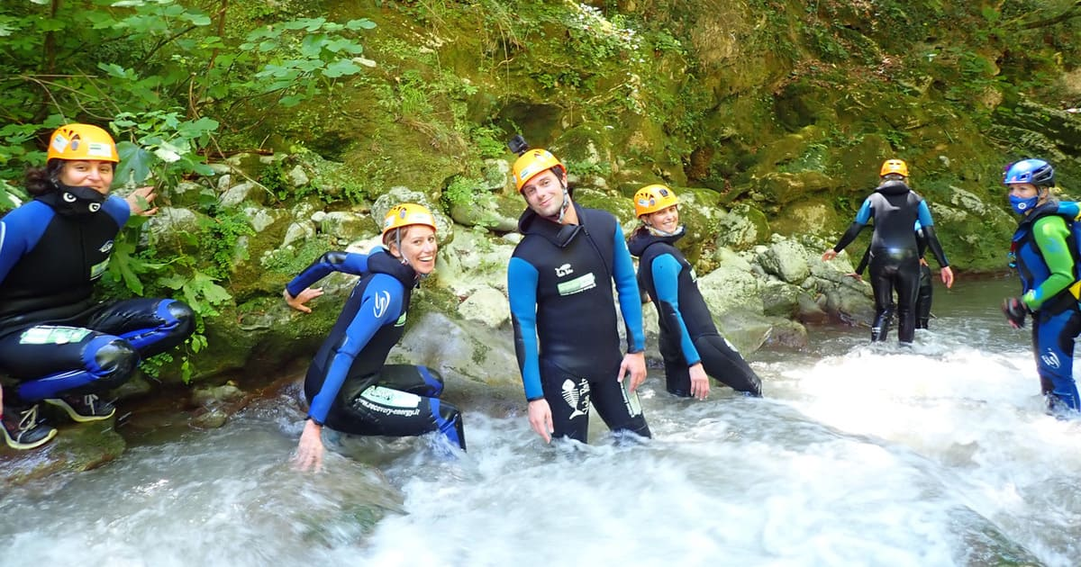 river trekking lazio rieti farfa recovery energy Recovery Energy | Experience Emotions Canyoning Lazio, Abruzzo, Umbria. Escursionismo e Survival Canyoning Torrentismo