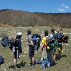 survival sopravvivenza montagna recovery energy Recovery Energy | Experience Emotions Canyoning Lazio, Abruzzo, Umbria. Escursionismo e Survival La Valle dell'Aniene e i Monti Simbruini