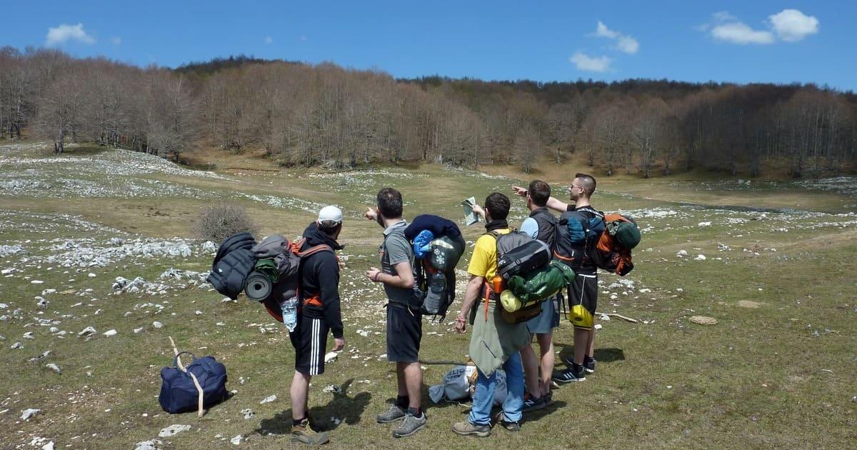 survival sopravvivenza montagna recovery energy Recovery Energy | Experience Emotions Canyoning Lazio, Abruzzo, Umbria. Escursionismo e Survival Survival