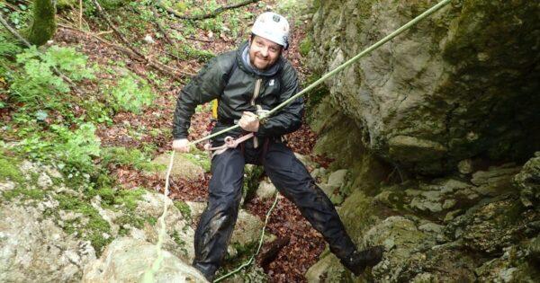 torrentismo canyoning valloppio lazio rieti lago turano recovery energy Recovery Energy | Experience Emotions Canyoning Lazio, Abruzzo, Umbria. Escursionismo e Survival Canyoning a Valloppio