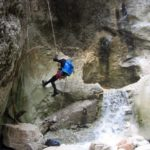 fossaceca canyoning torrentismo recovery energy 3 Recovery Energy   Experience Emotions Canyoning Lazio, Abruzzo, Umbria. Escursionismo e Survival Canyoning a Fossaceca