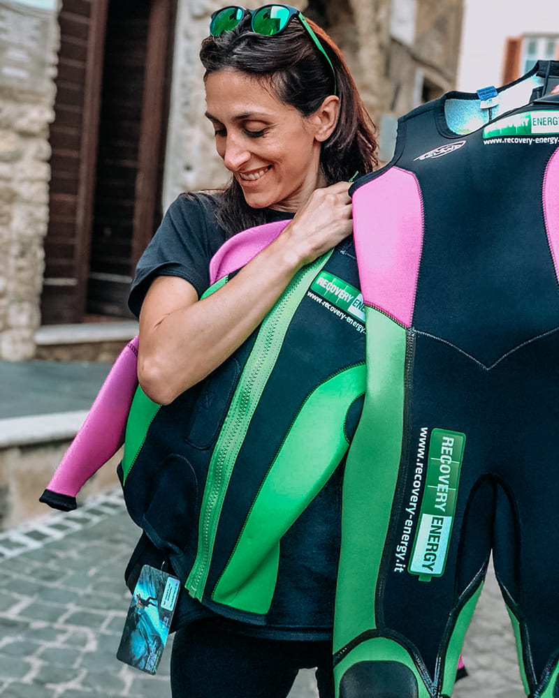 roberta recovery energy Recovery Energy | Experience Emotions Canyoning Lazio, Abruzzo, Umbria. Escursionismo e Survival Chi siamo