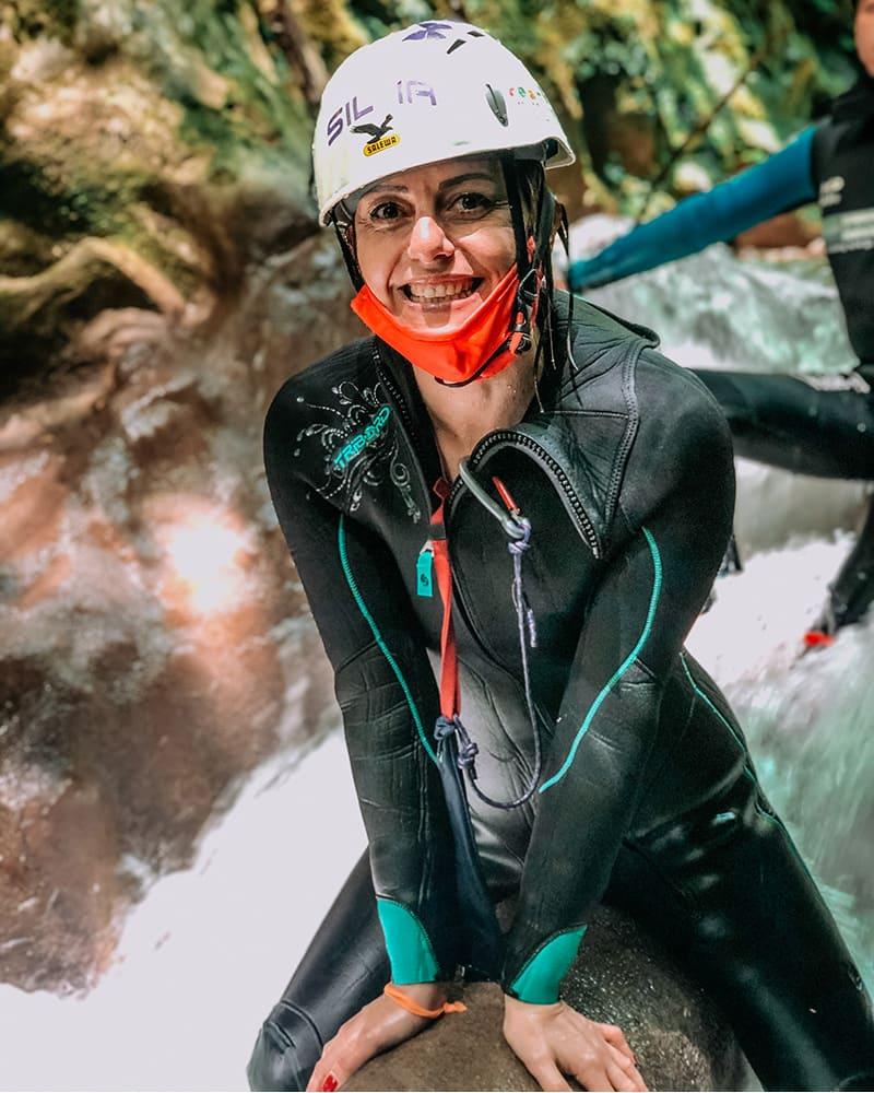 silvia pr recovery energy Recovery Energy | Experience Emotions Canyoning Lazio, Abruzzo, Umbria. Escursionismo e Survival Chi siamo