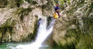 canyoning torrentismo molise recovery energy 4 Recovery Energy | Experience Emotions Canyoning Lazio, Abruzzo, Umbria. Escursionismo e Survival Blog