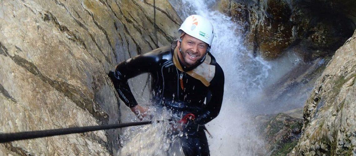 canyoning-gran-sasso-abruzzo-fossaceca-recovery-energy