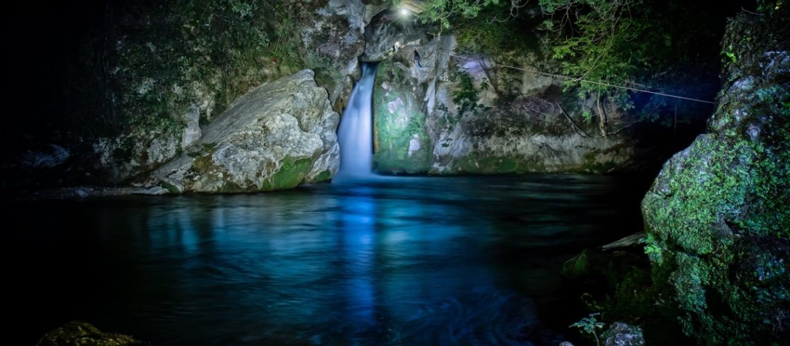 canyoning-notturno-aniene-recovery-energy